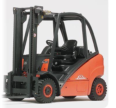 Wózek Widłowy Linde H20T-01/391