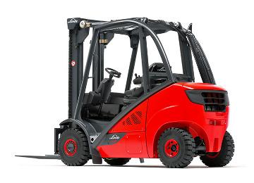 Wózek Widłowy Linde H20T/392