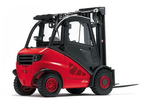 Wózek Widłowy Linde H35T / 393