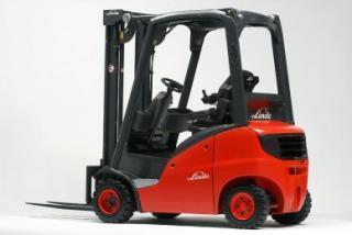 Wózek Widłowy Linde H16T-01 / 391