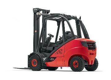Wózek Widłowy Linde H25T-01 / 392