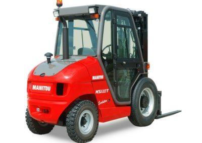 Wózek Terenowy Manitou MSI35