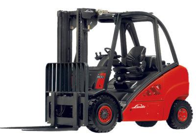 Wózek Widłowy Linde H25T/392
