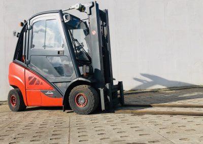 Wózek Widłowy Linde H20T-02/392