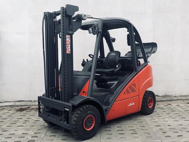 Wózek Widłowy Linde H25T-02/ 392